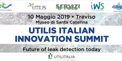Utilis Italian Innovation Summit 2019