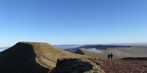 Night Hike on Pen Y Fan