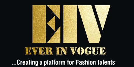 EVER IN VOGUE 2019 tickets