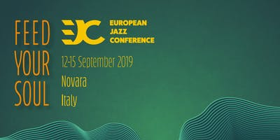 European Jazz Conference Novara 2019