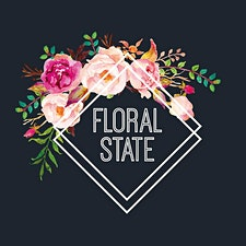 Floral State  logo