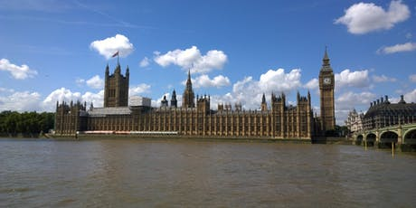 Training on engaging with Parliament about your research tickets