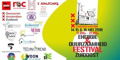 Energie & Duurzaamheid Festival Zuidoost www.zo-du