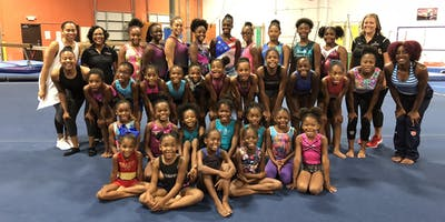 Brown Girls Do Gymnastics (BGDG) Conference 2019