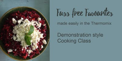 Fuss-free Favourites, made in the Thermomix®