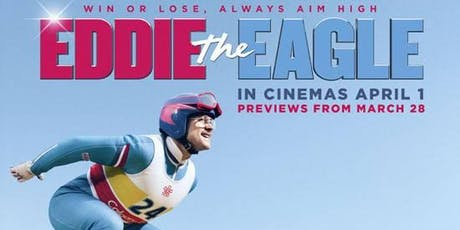 Eddie the Eagle at Stanwick Lakes tickets