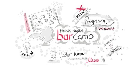 think digital Barcamp Tickets