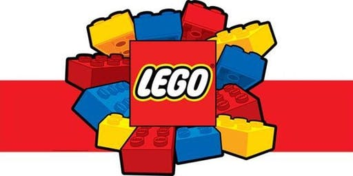 Nuneaton Library Lego Club, May - August 2019