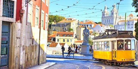 Fotoreis naar Lissabon onder leiding van Ariane James door nivo-Schweitzer tickets