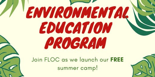 FREE Summer Camp-Environmental Educational Camp