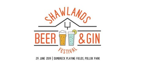 Shawlands Beer and Gin Festival tickets