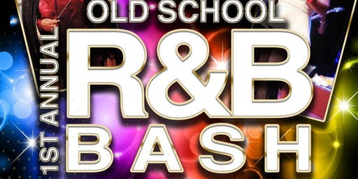 Old School R&B Bash Featuring Harold Melvin's Blue