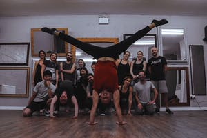 Handstand Workshop Basingstoke (Suitable for Beginners)