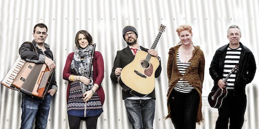 ***SOLD OUT*** Alan Kelly Gang with Eddi Reader