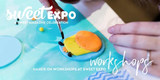 Sweet Expo Sydney 2019 Workshops