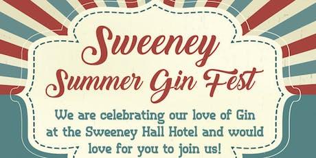 Sweeney Summer Gin Fest 2019 tickets