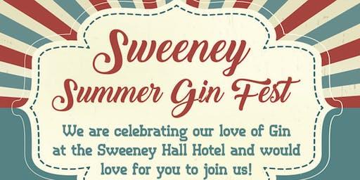 Sweeney Summer Gin Fest 2019