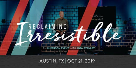 Irresistible Tour 2019 - Austin tickets
