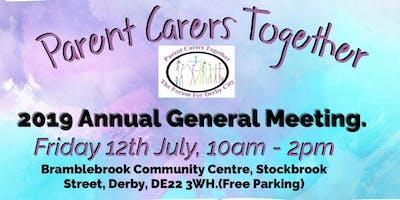 Parent Carers Together AGM