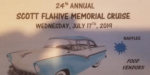 24th Annual Scott Flahive Memorial Cruise