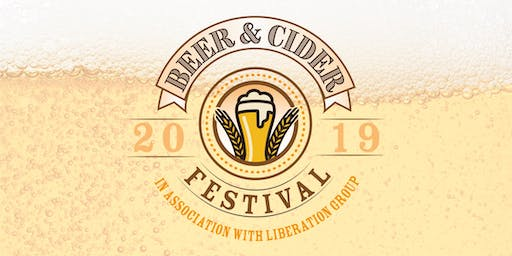 Beer and Cider Festival 2019