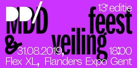 MDD feest & Veiling 2019 tickets