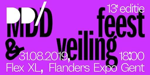 MDD feest & Veiling 2019