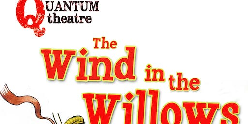 An outside production of The Wind in the Willows