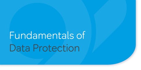 Fundamentals of Data Protection tickets