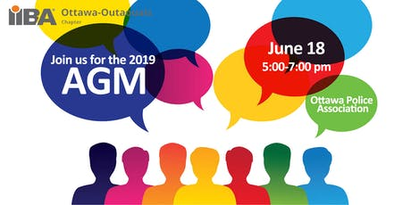 June Meeting | 2019 AGM  tickets