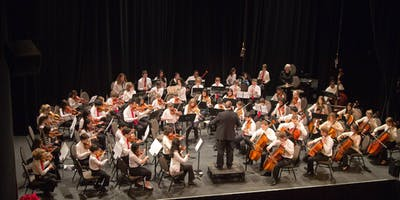 Youth Orchestras of Essex County Spring Concert 2019