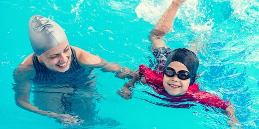 Swimming Lessons: Group A - Parent & Child (XPHE 205 04)