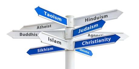 Survey of the World's Major Religions (XHUM 306 01) tickets