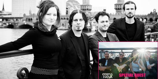 The Halo Trees (Record Release Konzert)- Special Guest: Cosma Nova