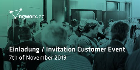 ngworx.ag Customer Event Tickets