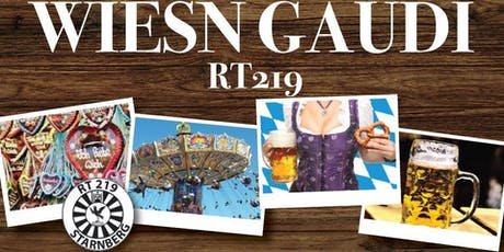RT 219 Wiesn Gaudi 2019 Tickets