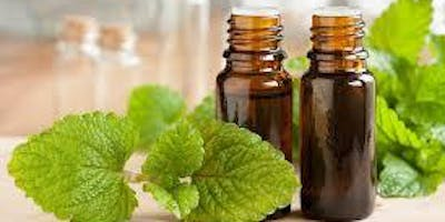 CBD/ Essential Oil Immersion and Guided Healing Meditation