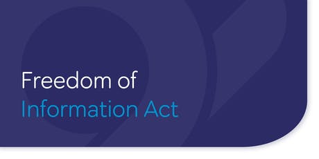 Freedom of Information Act tickets