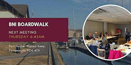 Portsmouth Business Breakfast Networking (BNI Boardwalk) tickets