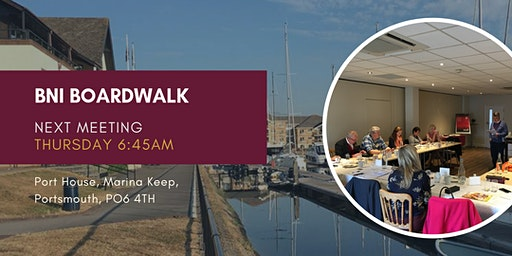 Portsmouth Business Breakfast Networking (BNI Boardwalk)