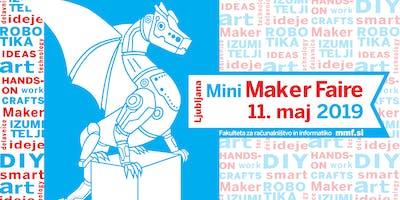 Ljubljana Mini Maker Faire 2019