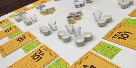 Proper Tea Workshop & Tasting Experience at Brew Tea Company, Manchester tickets