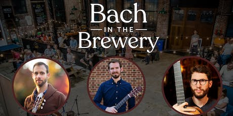 Bach in the Brewery - Classical Guitar tickets