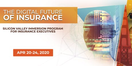 The Digital Future of Insurance | April tickets