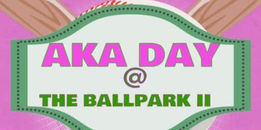 2019 AKA Day at the Ball Park