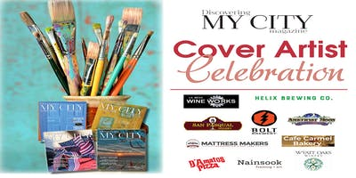 Cover Artist Celebration Presented By Discovering My City Magazine