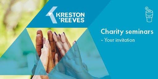 London Charity Seminar