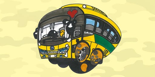 Kelburn Garden Party 2019 Bus Service
