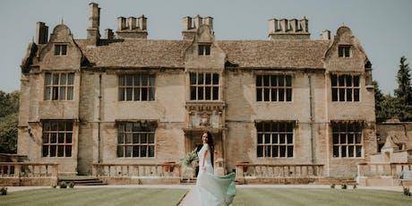 Yarnton Manor Wedding Showcase tickets