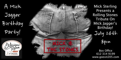 Mick and the Stones : a Rolling Stones tribute by